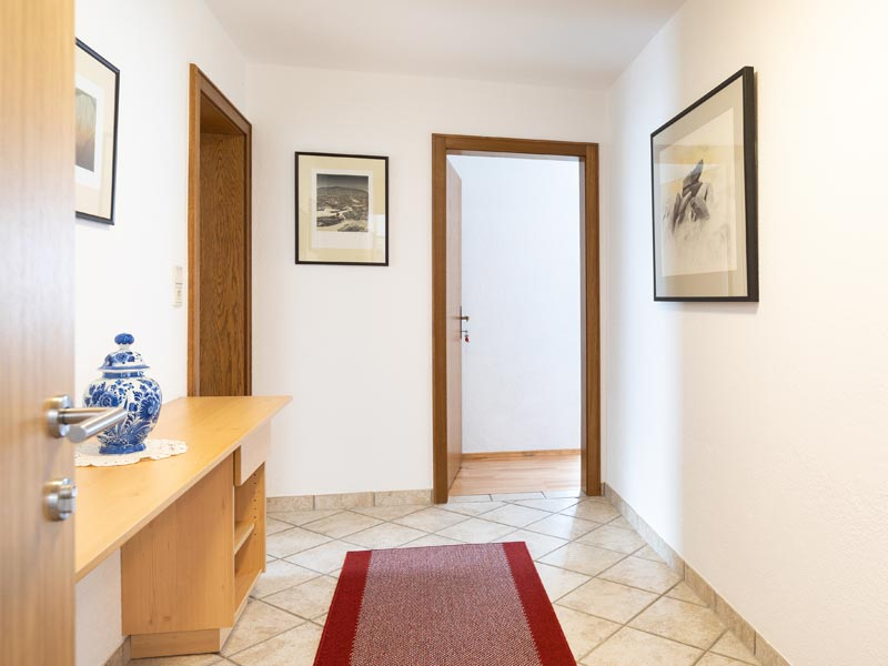 Appartement 4 - Eingang