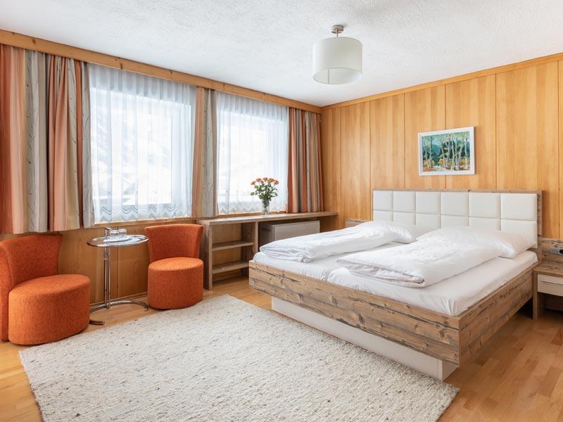 Appartement 4 - Schlafzimmer